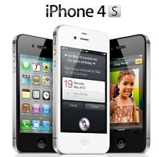 Apple iPhone 4s - 32GB 8MP, A5 Chipset, Dual-Core 1GHz, Siri, WiFi GSM UNLOCKED