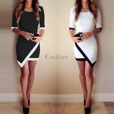 CO99 Summer Bandage Bodycon Evening Sexy Short Mini Skirts Pencil Dress