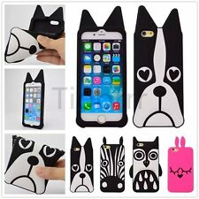 """Marc By Marc Jacobs Animal Soft Silicone Case Cover for iPhone 6 4.7""""  with BOX"""