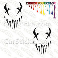 """2 of 5"""" to 20"""" Mushroomhead /A artist car wall window stickers decals"""