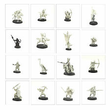 MULTI-LIST LOTR Warhammer games workshop miniatures Metal Rare OOP HEROES