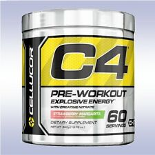 CELLUCOR C4 EXTREME (60 SERVINGS) pre-workout w/ creatine nitrate energy G3