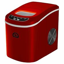 New iGloo Kitchen Electronic Portable Compact Ice Maker Counter Top Compressor