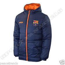 FC BARCELONA Jacket Light Padded Lionel Messi  new 2015 season by rhinox