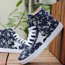 Fashion Men's Casual Ankle Boots Breathable Cingulate Hip-hop High shoes T142
