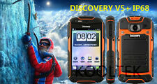 Unlocked Discovery V5 Dustproof Waterproof WIFI Dual GSM Smartphone Android