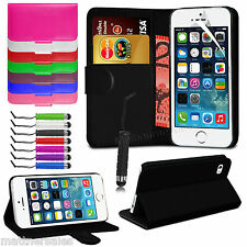 iPhone 6 Case For Apple Leather Flip Wallet iPhone 6 Plus Cover