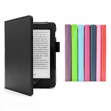 PREMIUM PU LEATHER CASE COVER FOR NEW KINDLE VOYAGE (7th Generation 2014)