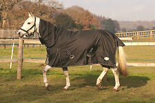 "New Rhinegold Torrent Full Neck Lightweight Turnout Rug 4'6""-7'0"""