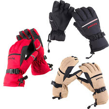 New Outdoor Sports Winter Warm Windproof Waterproof Ski Snow Motorcycle Gloves
