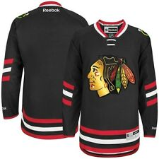 Chicago BLACKHAWKS RBK Premier Officially Licensed NHL Stadium Series Jersey: L