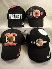 NEW~Fire Department Hats~4 Styles