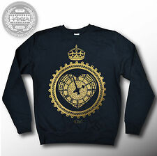 I Love London LDN Illest Swag Drake Dope Trap Gold FOIL Sweater Crew Unisex NEW