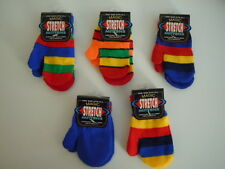 Kids Boys/Girls Magic Stretch Mittens New With Tags One Size Fits Most