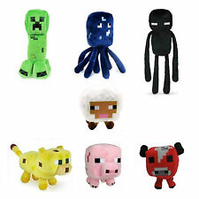 2014 New Jazwares Game Minecraft Enderman Creeper pig Mojang Plush Soft Toy