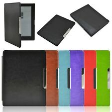 """Magnetic 6inch Auto Sleep Leather Cover Case For Kobo aura (non HD) 6"""" eReader"""