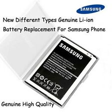 Hot 100% Genuine High quality Li-ion Battery Replacement For Samsung Phone HK