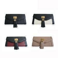 Celebrity Favourite LYDC LONDON Tasselled Purse (Gift box-perfect xmas present!)