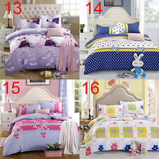 Hot Sale Soft Bedding Set Twin Full Cover&Pillow Case&Bedspread Bed Sets
