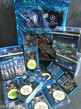 Panini XL BLISTER Booster Display Tin SET UEFA Champions League CL 2014 2015 15