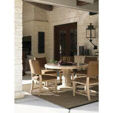 Lexington Tommy Bahama Road to Canberra 6 Pc Round Dining Set w/ Sidebd SAVE 50%