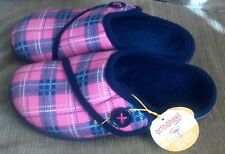 """Orthaheel """"Shawn"""" Orthotic Slippers, Adjustible Velcro Strap, Nw/oB, W's 5-11"""