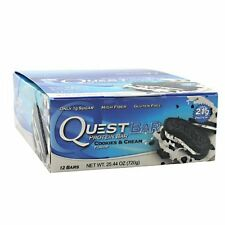 Quest Nutrition: Quest Bars Whey Protein 12 Bars - Free Shipping