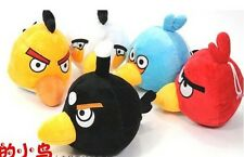 NEW PLUSH ANGRY BIRDS AND ANGRY PIG SOFT TOY ANGRY BIRDS TOYS FREE