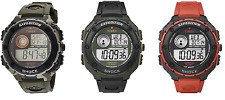 Timex Expedition Digital LCD Alarm Chronograph Resin Strap Gents Watch