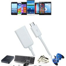 """USB Host OTG AdaptorAdapter Cable CordLead For ZeePad 9XN9"""" Android Tablet PC"""