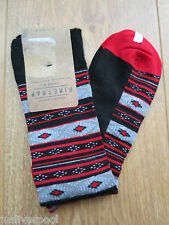 MEN'S FIRETRAP SOCKS 4 DESIGNS - NEW WITH TAG - SIZE 7-11