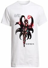 League Of Legends Champion Ahri Mid AP carry fizz katarina shirt Custom T-shirt