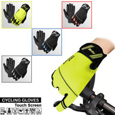 Cycling Winter Cold Weather Waterproof Windproof Full Finger Bike Bicycle Outdor