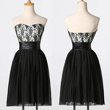 NEW CHEAP Sexy VINTAGE Short Chiffon Ball Gown Clubbing Evening Prom Party Dress