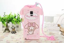 For Samsung Galaxy Note 3 or 4 Cartoon Slicone Stitch Melody Cute Back Case