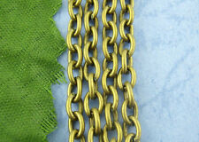 Wholesale New Bronze Tone HOTSELL Cable Chains Findings 3x4mm