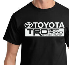 Toyota TRD T-shirt Off-Road Racing Development Tacoma 4Runner Tundra FJ Cruiser
