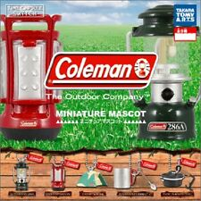 Miniature Mascot : Key Chain - Coleman : The Outdoor Company