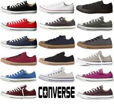 Converse Chuck Taylor All Star Low Top Shoes Unisex Canvas Sneakers Chucks