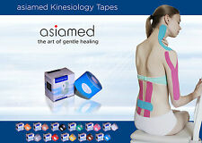 20x asiamed Kinesiologie Tape, Kinesiology Taping sport tapen