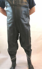 INDUSTRIAL HEAVY DUTY CHEST WADERS SIZES 7 - 10 WATERPROOF  FISHING,Sanitation