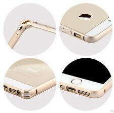 ALUMINIUM BUMPER Für Apple iPhone 5 / 5S Case Metall Cover Hülle Alu Schutz