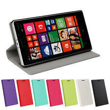 Magnetic Slim Leather Stand Phone Case Skin Cover For NOKIA Lumia 930