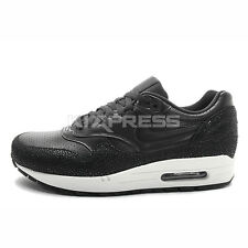 Nike Air Max 1 Leather PA [705007-001] NSW Running Black/Black-Sea Glass