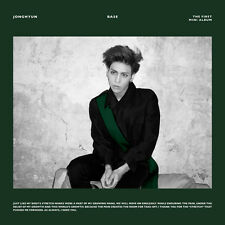 JONGHYUN (SHINee) - Base (1st Mini Album), CD+Photobook+Poster, Random Cover
