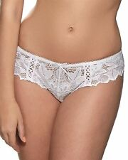 Lepel Lingerie Fiore Lace Mini Brief 93215 White