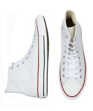 NEW Converse - Chuck Taylor All Star Hi Leather Shoe - White | Footwear