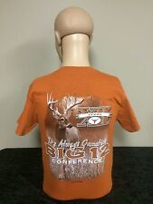Texas Longhorns Gametime hunting unisex adult t-shirt burnt orange
