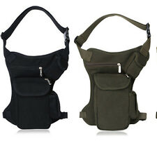 Tactical Military Belt bag Motorcyle Cycling Fanny Pack Waist drop leg Bag Pouch