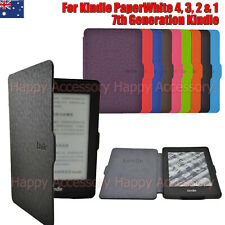 Slim Case Cover for Amazon 7th Gen Kindle 2014, Kindle Paperwhite 3,2,1 + SP